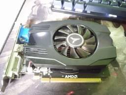 Placa de vídeo R5 M240 DDR3 4GB 64bits