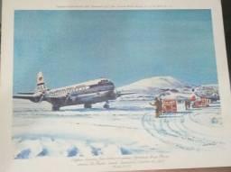 Cartões de Aviões da Pan American
