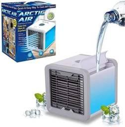 Título do anúncio: Mini Climatizador De Ar Portátil-arctic