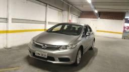 Honda Civic LXS 1.8 Flex 16V MEC. 4P
