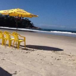 Título do anúncio: Apto Ubatuba praia Tenorio