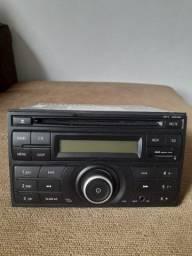 Rádio Cd Player Mp3 C/ cartao memoria  2012 13 14 March, Versa, Livina