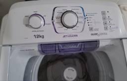 Título do anúncio: Máquina de lavar novinha 12 kg Electrolux 110V