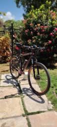 Título do anúncio: Bicicleta aro 29 quadro 21 HIGONE.