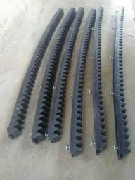 Motor de portão; vendemos Gomo de plástico p/ reposição de cremalheira de motor de portão