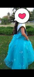 Título do anúncio: Vestido de dama ou para concurso de miss