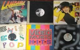 """Título do anúncio: Vários Discos de vinil, Lp's 12"""""""