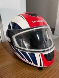 Título do anúncio: capacete honda