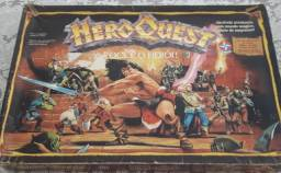 Hero Quest - Jogo de Tabuleiro original