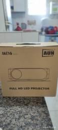 Título do anúncio: Projetor AUN Akey6 Full HD 6800 lúmens