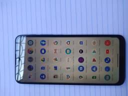 Vendo Moto G9 Play. Novo