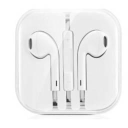 Fone de ouvido Branco P2