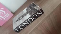 Livro Enfeite Porta Objetos - London