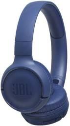 Fone de ouvido Bluetooth, Azul T500Btblu JBL (novo)