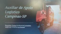 Título do anúncio: Primeiro  Emprego/ auxiliar de apoio  logístico