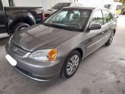 Civic lx automático 2001