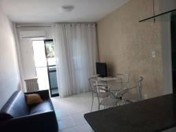 Título do anúncio: Alugo Apartamento Mobiliado Nascente 1/4 com varanda, 2 andar   Bairro Stiep.