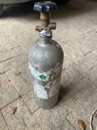 Cilindro CO2 2kg Aluminio