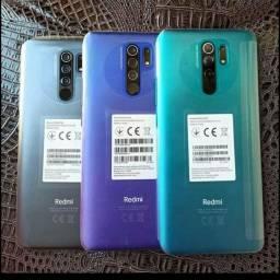 Celular Xiaomi Redmi 9 64GB/ 4 Ram Lacrado