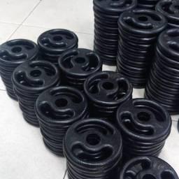 Promoção anilhas pintadas apenas 10,80 por kg