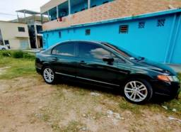 Título do anúncio: Vende-se 01 Honda Civic sedan lxs 1.8 flex 16v mec. 4p 2008 - Valor: 32.000,00