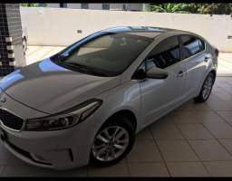 Kia Cerato  automático 2019 ( 67mil km, Extra )