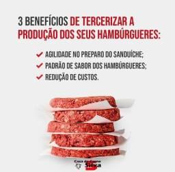 Título do anúncio: Carne de Hambúrguer Artesanal