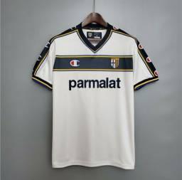Camisa Parma 2002/2003 Retrô