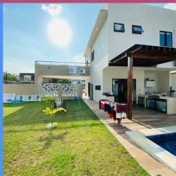 Título do anúncio: Casa 3 Quartos Ponta Negra Condomínio Passaredo