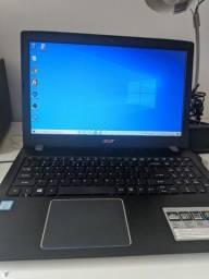 Notebook Acer i7 8gb ram