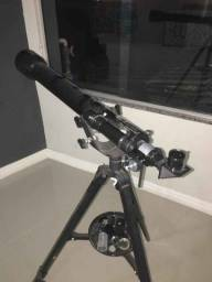 O melhor Telescópio Vivitar Refrator profissional TEL-60700 60mm f / 11.7