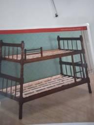 Beliche 6.5 madeira novas para colchões 078