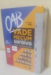 Vade Mecum Saraiva OAB e Graduação 2021 - 21º edição, Última Atualização (Lacrado)
