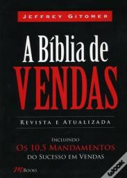 Livro - A Bíblia de Vendas