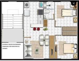 Aluga-se apartamento 2/4 viver Ananindeua