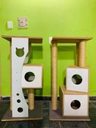 Parquinhos Verticais para Gatos