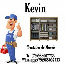 Título do anúncio: Montador e desmontador de móveis