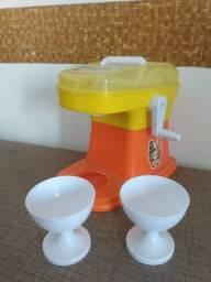 Gelateria calesita (máquina de sorvete)