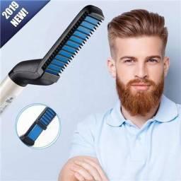 Título do anúncio: Chapinha masculina barba e cabelo usada