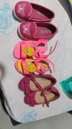 Título do anúncio: Sandália de menina