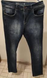 Kit 2 calças jeans masculinas tamanho 40 TACO
