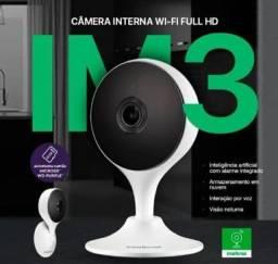 Câmera de vídeo wi-fi intelbras full hd im3