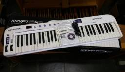 Teclado Controlador MIDI, Waldman Krypton 61