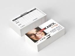 Título do anúncio: 100 cartões 4x1