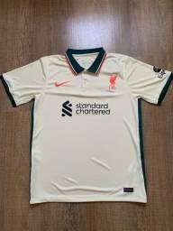 Título do anúncio: Camisa de time Liverpool (imperdível)
