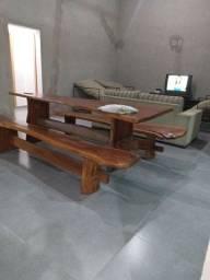 Mesa rustica 2.60×90