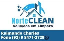 Título do anúncio: Limpeza de pisos WANDECO