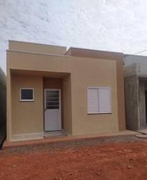 Casa nova com entrada em ate 36 vezes  paiaguas vg