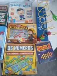 Lote jogos