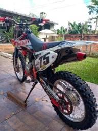 CRF 230 trilha